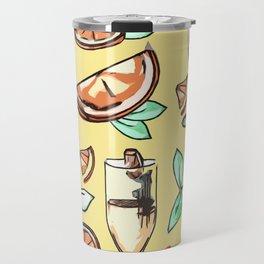 Bottomless Mimosas Travel Mug