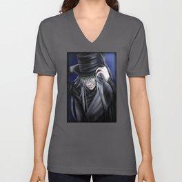 Undertaker Hat Tip Unisex V-Neck