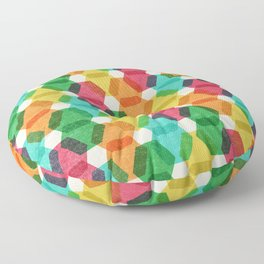 Hex Floor Pillow