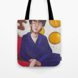 Fifty Shades Of Fried Eggs Tote Bag
