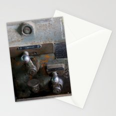 Compound Screw Reverse Oil Daily Stationery Cards