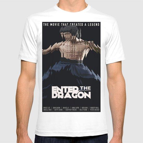 Enter the Dragon T-shirt