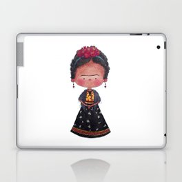 Frida - Watercolor Laptop & iPad Skin