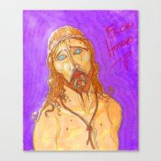 Ecce Homo ! Canvas Print