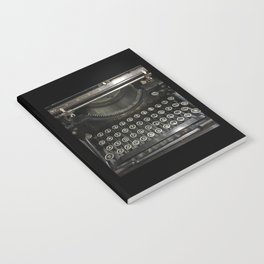 i'm a vintage type Notebook