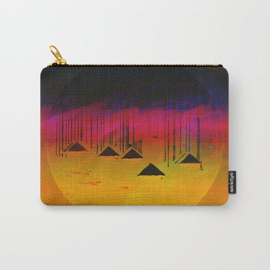 Pink Horizon / Archipelago 24-01-17 Carry-All Pouch