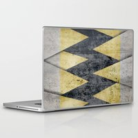 mouth Laptop & iPad Skins featuring Open mOuth by Simona Sacchi