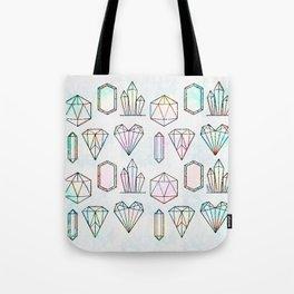 Crystal and Gemstones Vol 1 Tote Bag