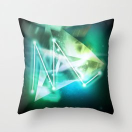 year3000 - Constellations Throw Pillow