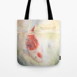 Depths of the Soul Tote Bag