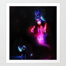 PHAZED PixelArt 9 Kunstdrucke