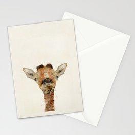 little giraffe Stationery Cards