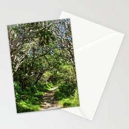 Craggy Gardens Walkway Stationery Cards