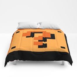 Question Block Comforters