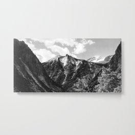 Paradise Valley, Kings River Canyon Metal Print