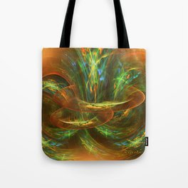 The playground in my mind Tote Bag