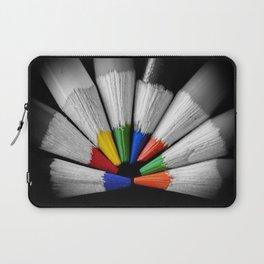 Colour Your Walls Laptop Sleeve
