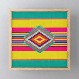 FIESTA Framed Mini Art Print