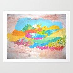 0loz5 Art Print