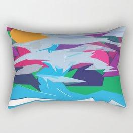 Mountains1 Rectangular Pillow