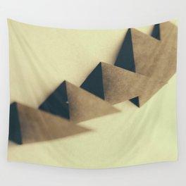Pyramidal Tract Wall Tapestry