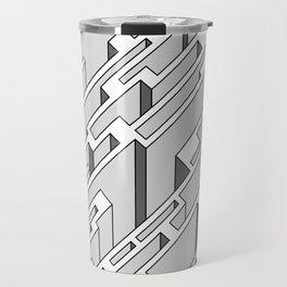 Crevices Travel Mug