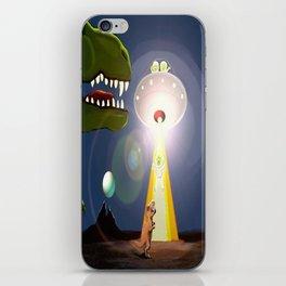 The Rex Files iPhone Skin