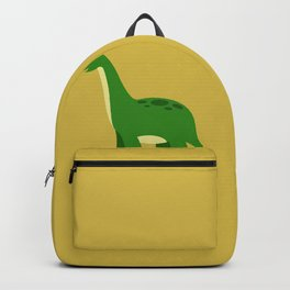 Cool and Cute Dinosaur Dino Dinos Apathosaurus Brachiosaurus Design Dinosaurs Backpack