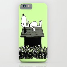 GATHERING NUTS. Slim Case iPhone 6s