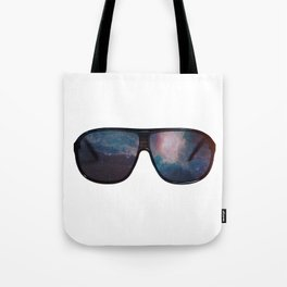 """Space Shades"" Tote Bag"