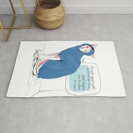 Jeans Cat - South-West Rug