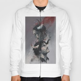 Winter Blood Hoody