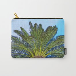 Palm Tree Fronds Carry-All Pouch