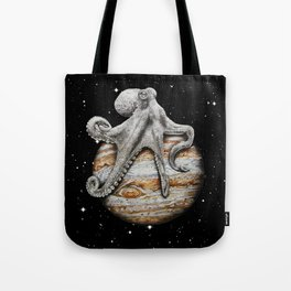 Celestial Cephalopod Tote Bag