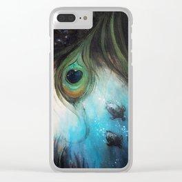 Gaia's Garden 2 Clear iPhone Case