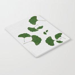 Ginkgo Leaf I Notebook