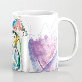 Dwarf in a flower Coffee Mug