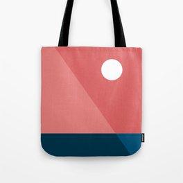 Geometric Landscape 07 Tote Bag