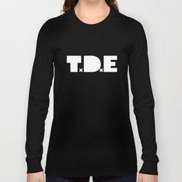 Baseball Jersey Kendrick Lamar Ab-Soul Schoolboy Q Jay Roc Dre Baseball T-Shirts Long Sleeve T-shirt