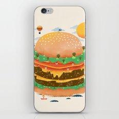 Burgerland iPhone Skin