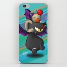 Moogle and Mr. Imp Friends Forever iPhone & iPod Skin