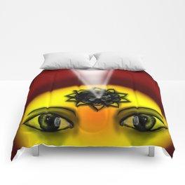 Internal Eye Vision light Comforters