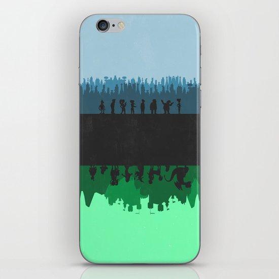 Futurama - Bender's Game iPhone & iPod Skin