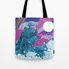 Unkown Place 01 - Budda temple Tote Bag