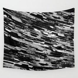 paradigm shift (monochrome series) Wall Tapestry