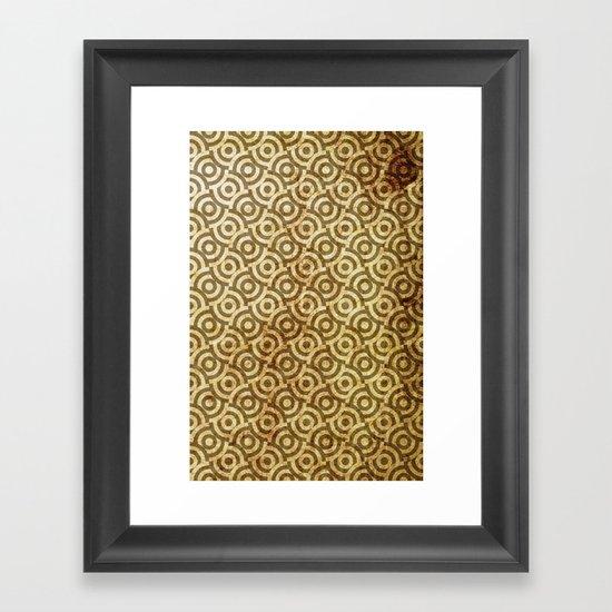 Focas Framed Art Print
