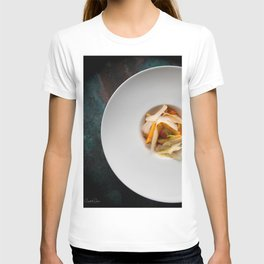 The Art of Food Pasta Heaven T-shirt