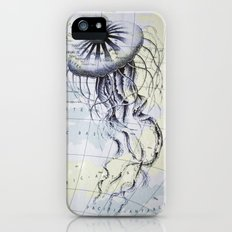 Jellyfish in the South Pacific iPhone (5, 5s) Slim Case
