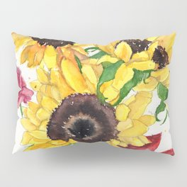 Happy Life Pillow Sham