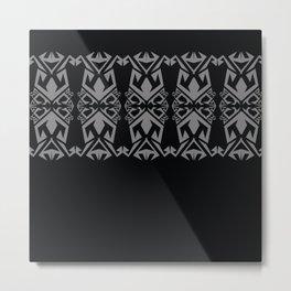 SARAWAK WARRIOR Metal Print